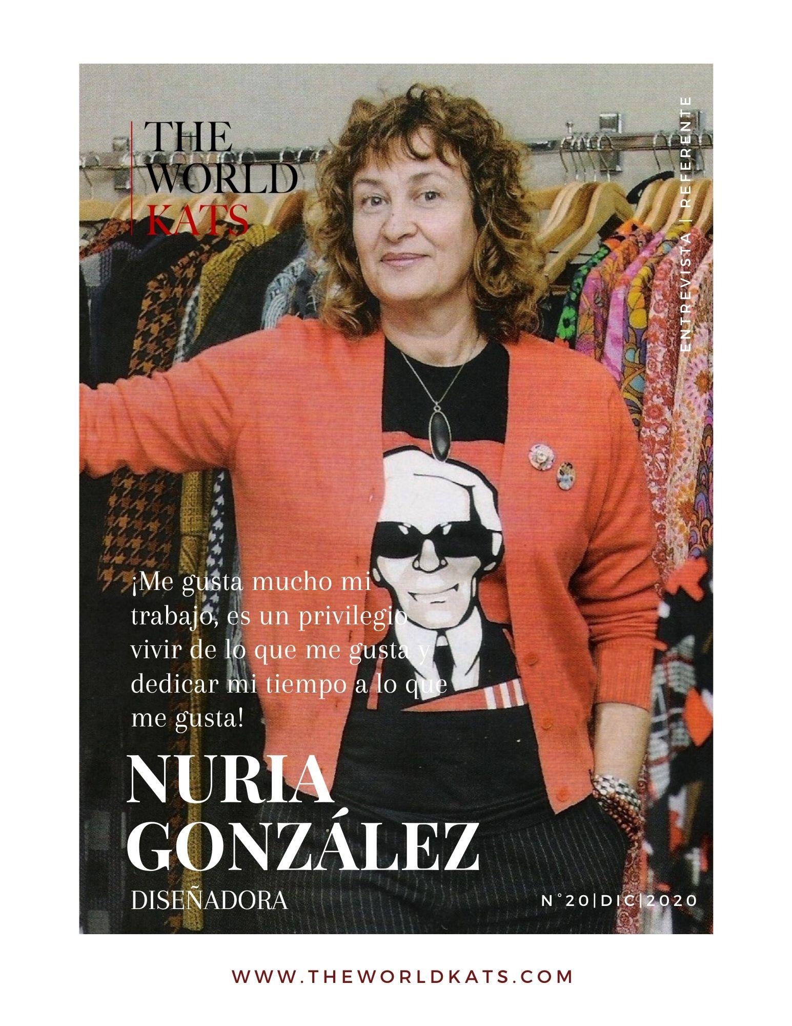 Entrevista Diseñadora Nuria González