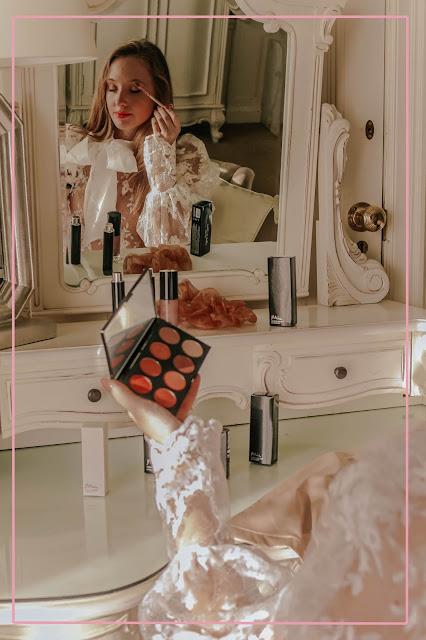 Mii Cosmetics beauty blog collaboration