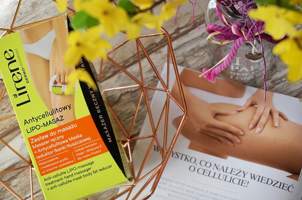 Lirene antycellulitowy LIPO - masaż - pogromca pomarańczowej skórki