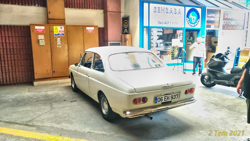 #ANADOL A1 1967 model