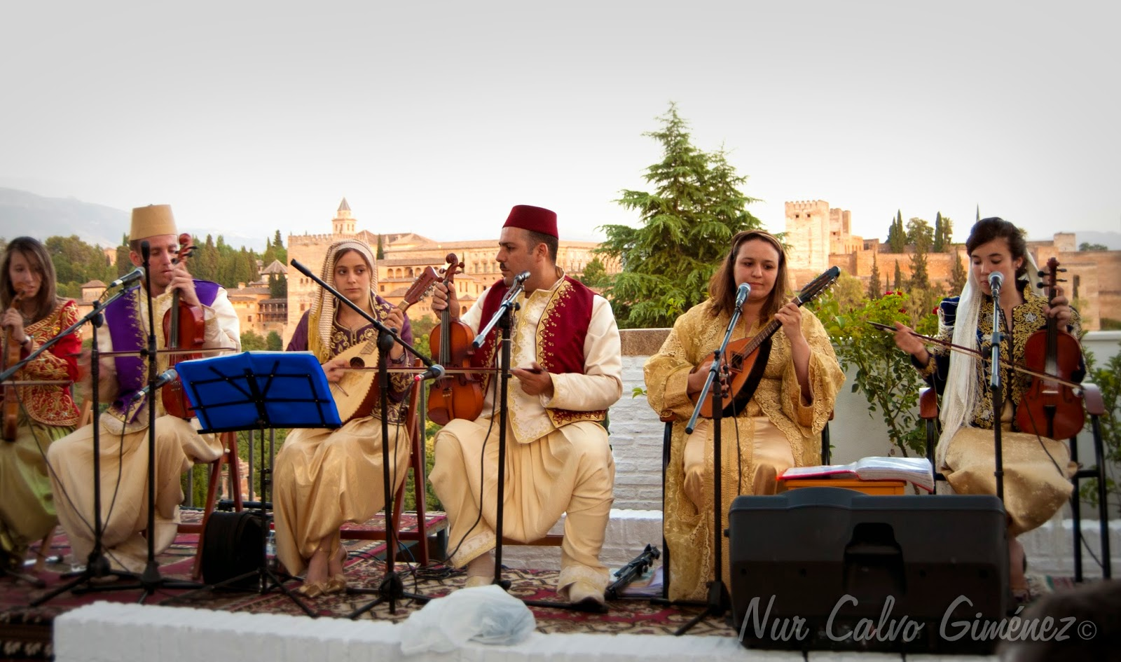 music gharnati