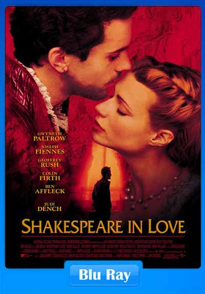 Shakespeare In Love 1998 480p BluRay 400MB x264