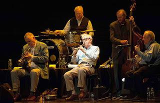 Woody Allen acercó el jazz de Nueva Orleans a Bilbao - España / stereojazz