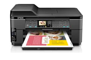 Epson WorkForce WF-7510 Printer Driver Downloads & Software for Windows
