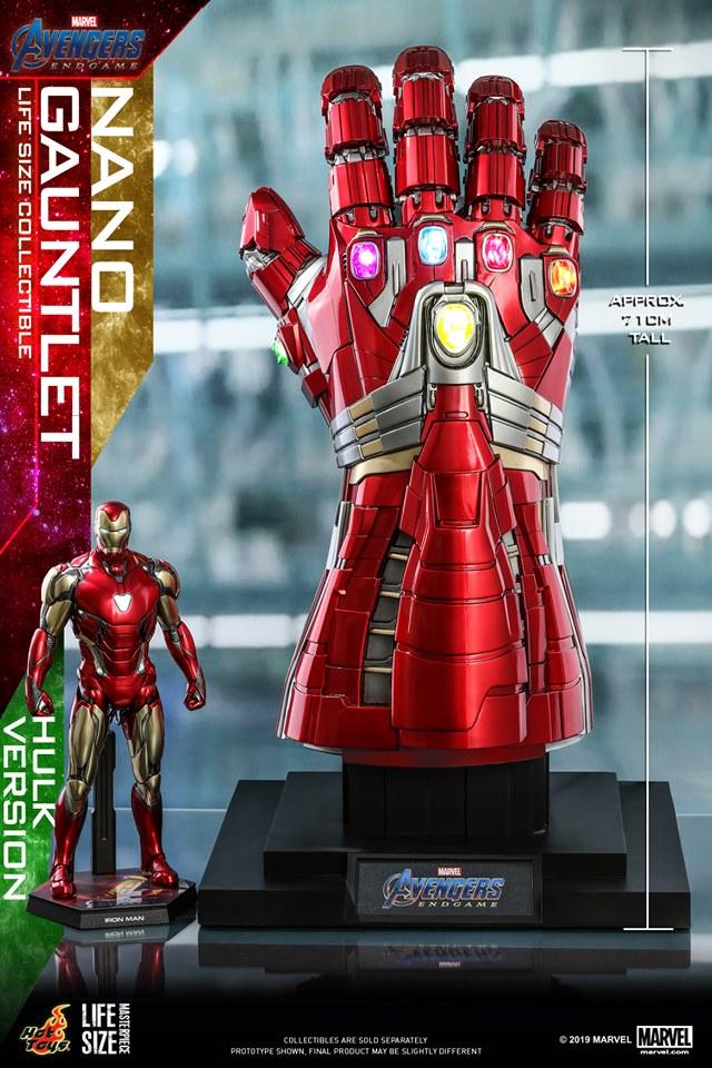 Nano Gauntlet (Hulk)Life-Size