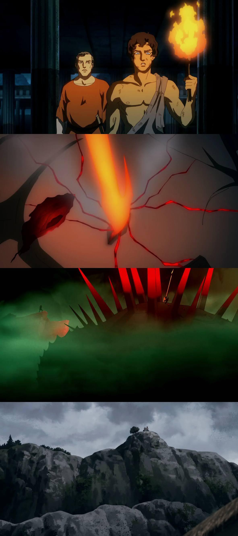 Sangre de Zeus Temporada 1 Completa HD 720p Latino (2020)