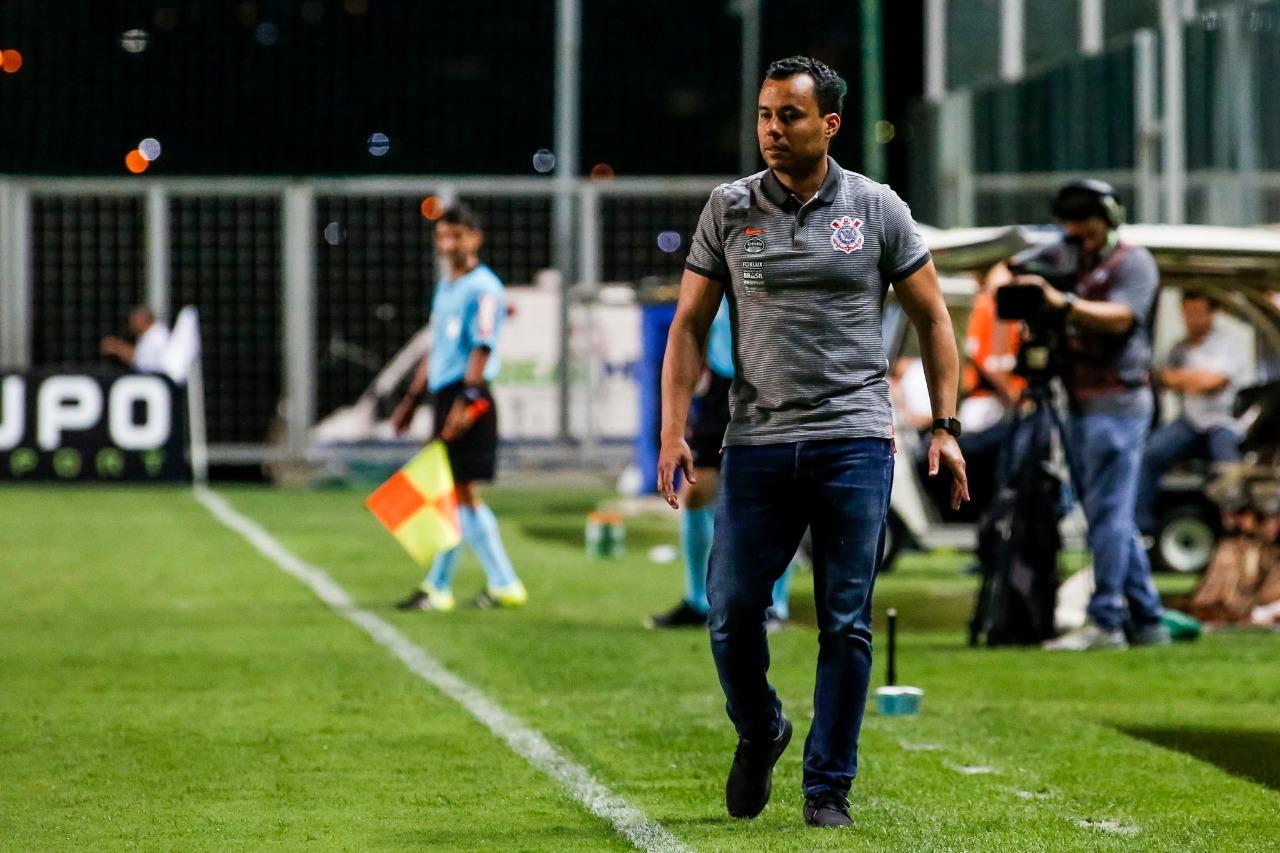 Jair América-MG e Corinthians