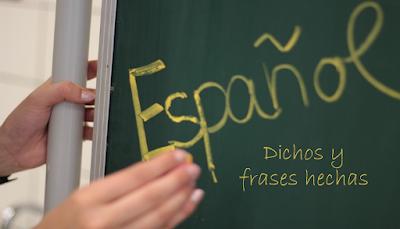 Expressões em espanhol