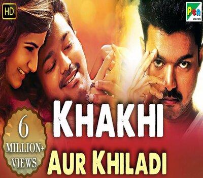 Khakhi Aur Khiladi (2018) Hindi Dubbed 480p HDRip x264 350MB Movie Download