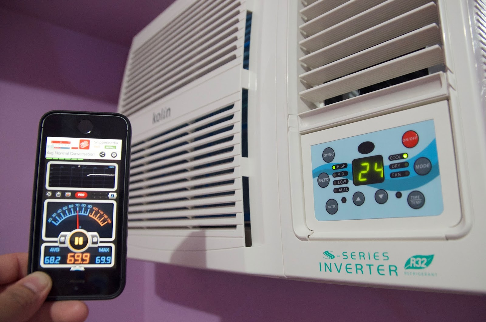 The Switch to Inverter Air Conditioner | The Curious Daddy