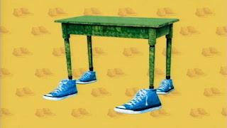 sesame street Elmo's World Shoes