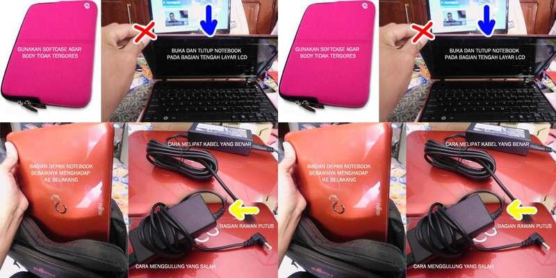 Cara Menggunakan Laptop Agar Tidak Mudah Rusak (kompasiana.com)
