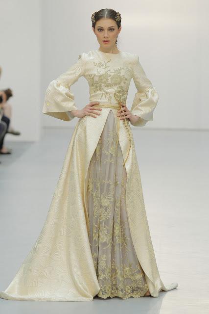 Amarca en Pasarela Costura España 2015