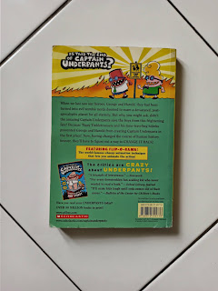 Captain Underpants The Tenth Epic Novel