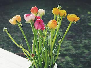 Blumen-muttertag