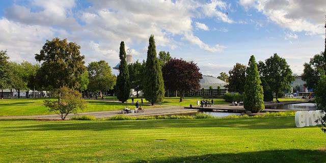 EMO Hannover 2019 Park