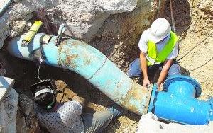 Limpieza y desatranques de tuberías - Jaén