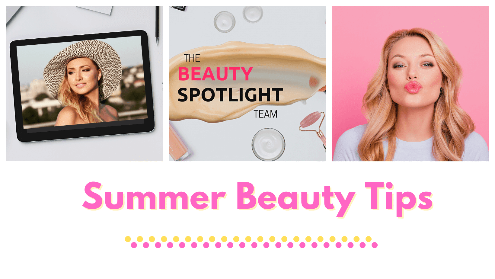 Summer Beauty Tips By Barbies Beauty Bits