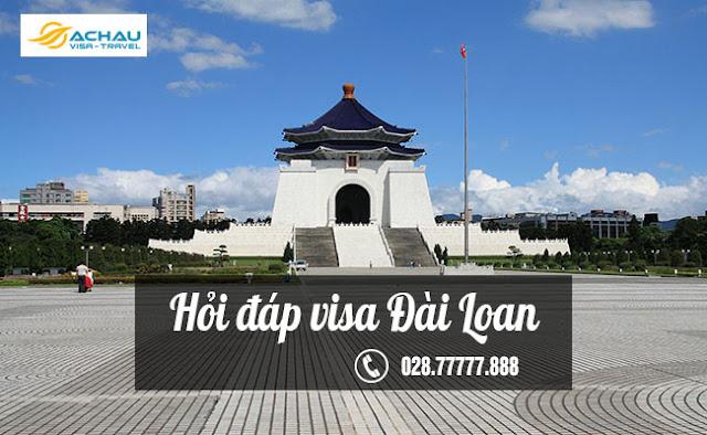 Thay đổi mục đích chuyến đi sau khi được cấp visa Đài Loan có được không?