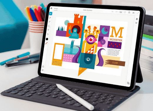 Adobe makes it easy to share Photoshop projects