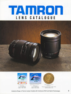 catalogue tamron