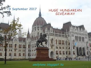 My Huge Hungarian Giveaway