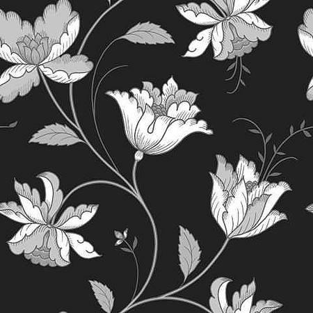 wallpaper motif mawar