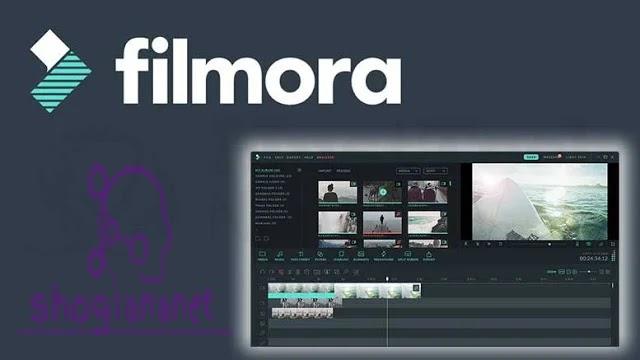 برنامج فيلمورا -أفضل برنامج مونتاج كمبيوتر