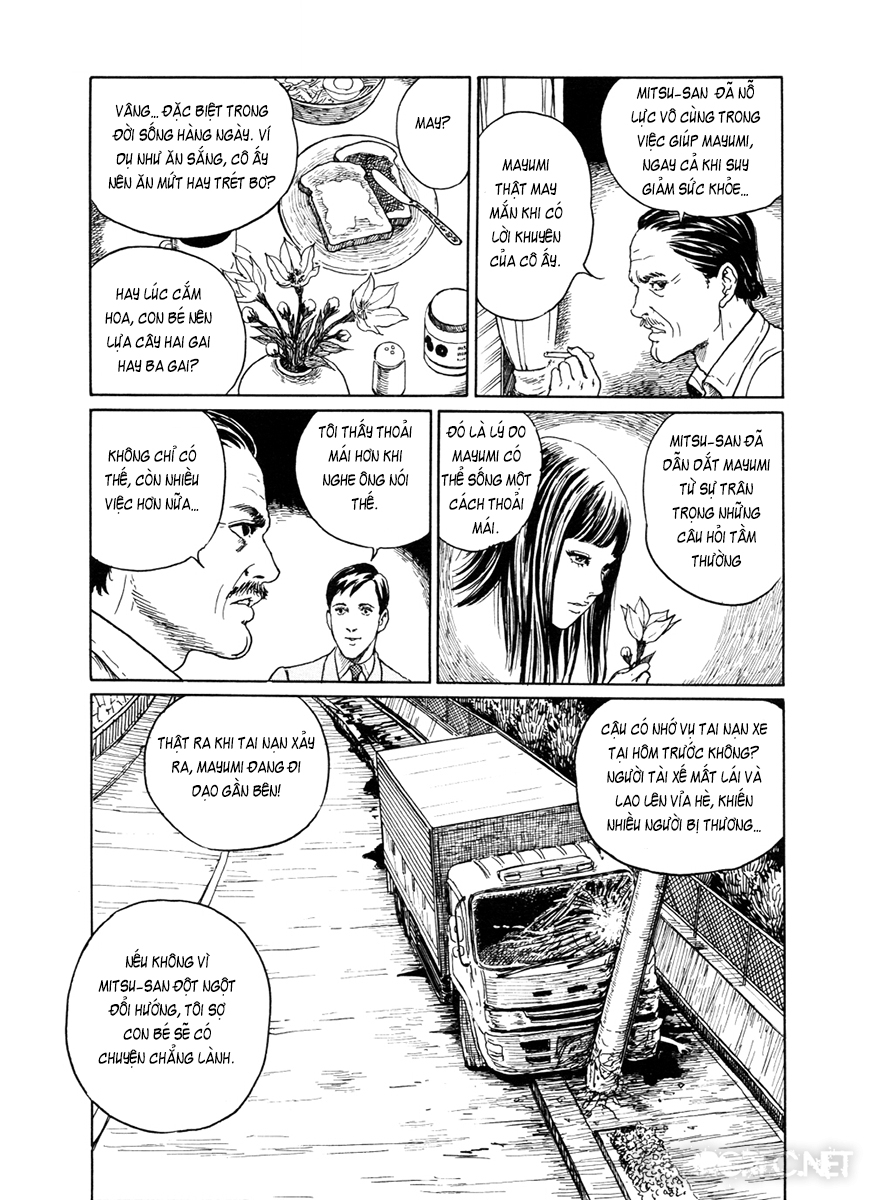 The Shard Of Evil Chapter 7.5 trang 13