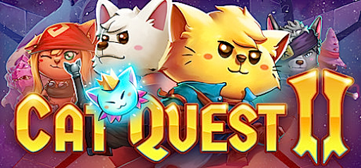 Portada Cat Quest II