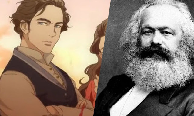 The Leader: Karl Marx (anime completo subtitulado)