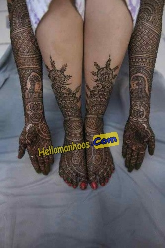New Trending Mehndi Design - Easy Simple Mehndi Style 2020