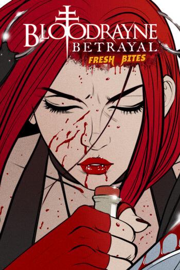 تحميل لعبة BloodRayne Betrayal Fresh Bites