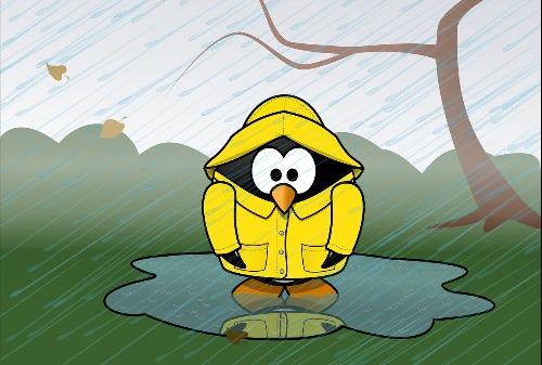 beste regenpak test. Goed regenpak voor op de fiets