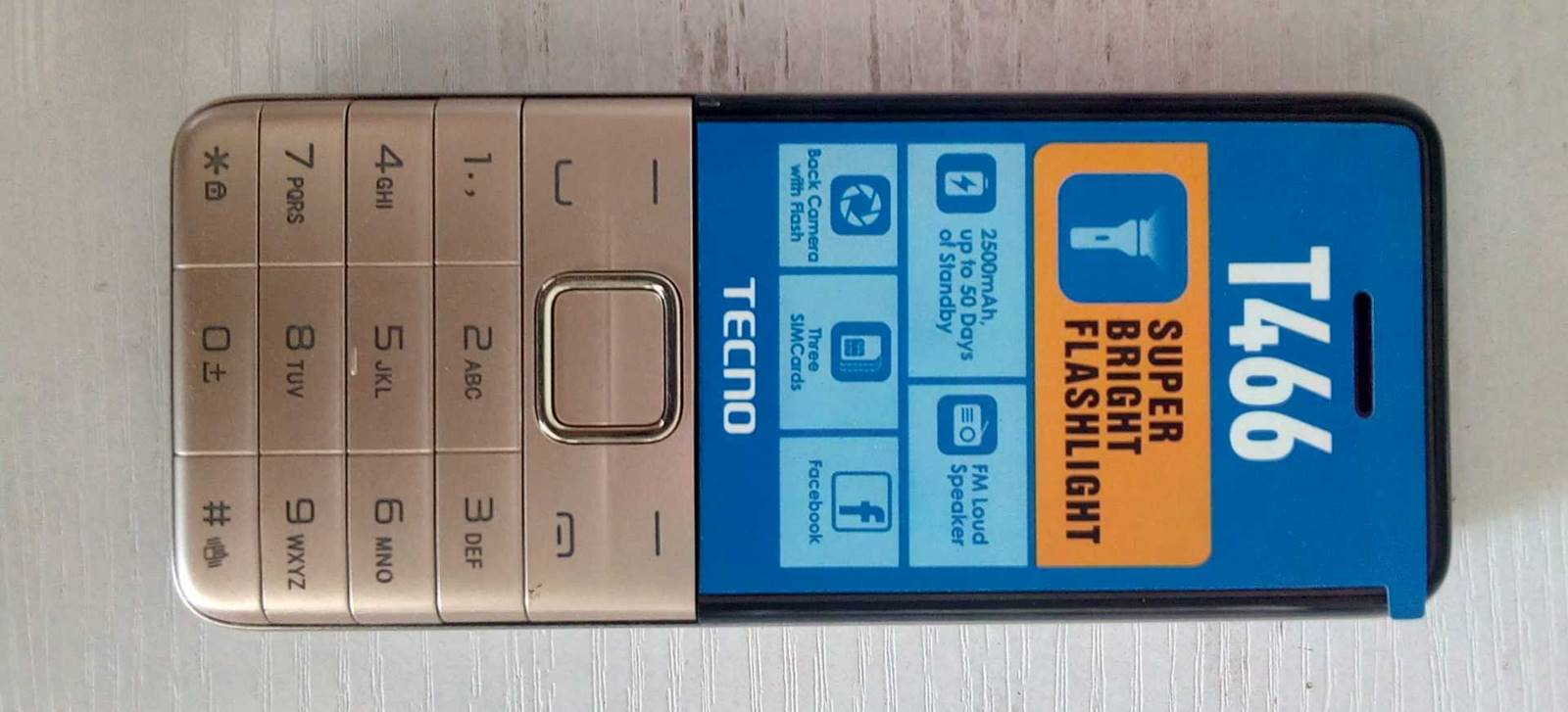 Tecno T466 Full Device Specifications, Review, Price and Where to Buy