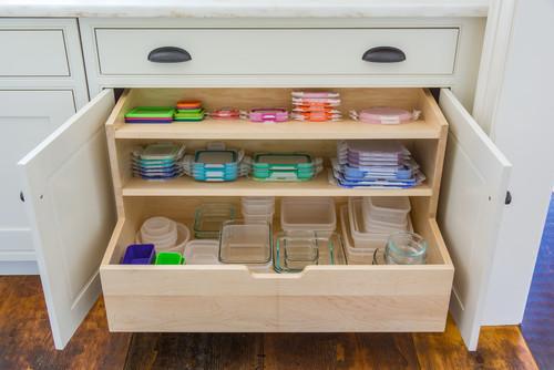 Kitchen Set Organized Idea Modern Home Design Directory