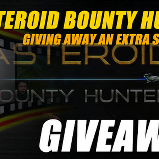 Asteroid Bounty Hunter ★ Giving Away One STEAM Key (Closed)