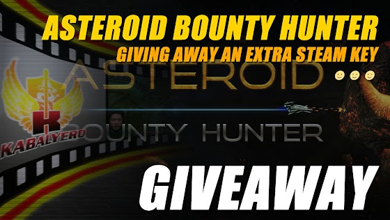 Asteroid Bounty Hunter ★ Giving Away One STEAM Key