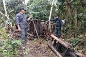 KLHK Hentikan Penambangan Ilegal Minyak Bumi di Hutan Sungai Air Mato Jambi