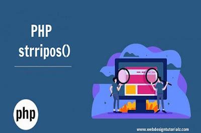 PHP strripos() Function