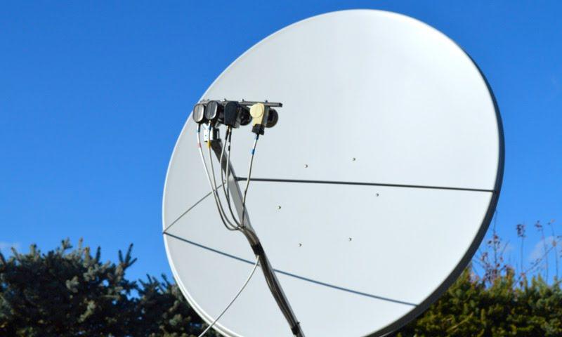 اضعف و اقوي ترددات ضبط الأقمار