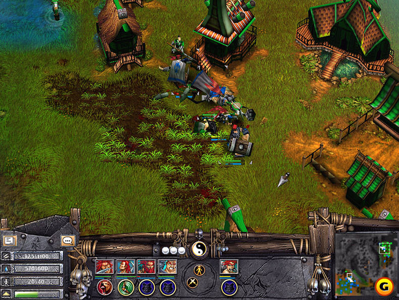 Free Download PC Games Full Version: Battle Realms