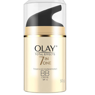 Olay Total Effects 7 In One Touch Of Foundation BB Creme SPF15 50gr