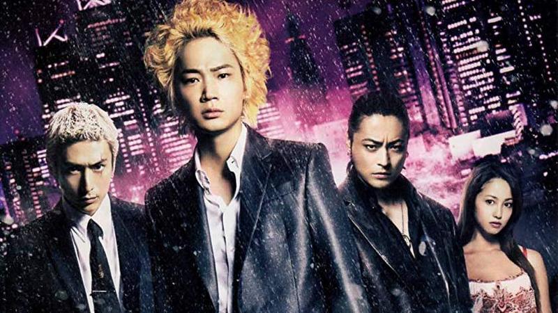 best japan fighting movie
