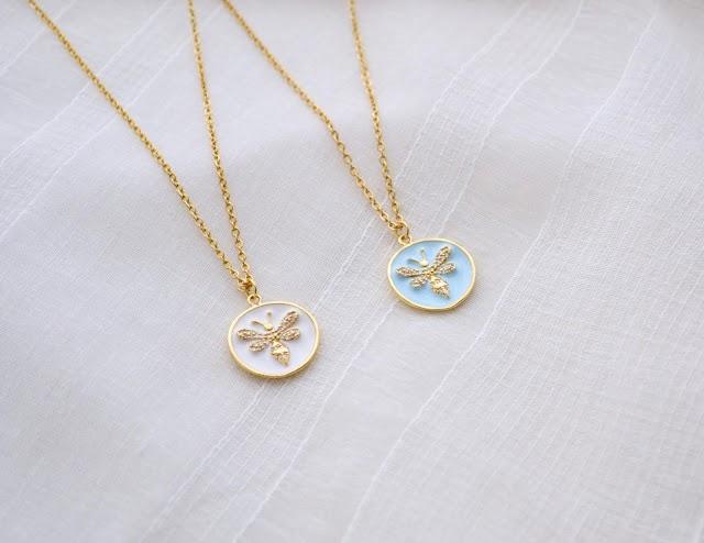 Queen Bee pendant, Anchor Bracelet, Κόσμημα και ενίσχυση της αυτοεικόνας_ by Iro