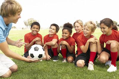 Actividad física y los niños