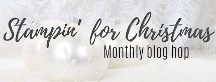 Christmas Card Making Blog Hop