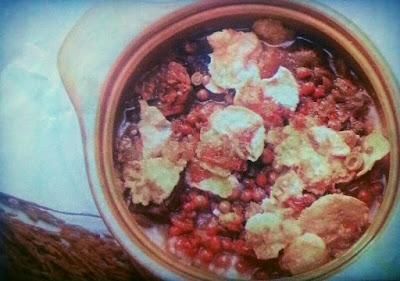 Resep Masakan dan Cara Membuat  Bubur Daging Iga paling Praktis dan Sederhana