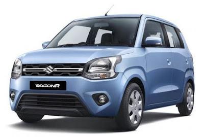 Harga Mobil Murah 2020-Karimun Wagon R