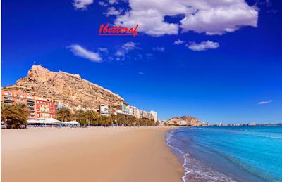 Traveling Alicante